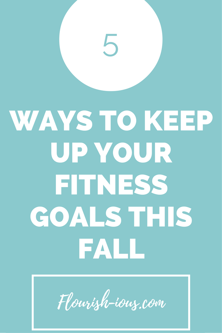 fitness goals fall