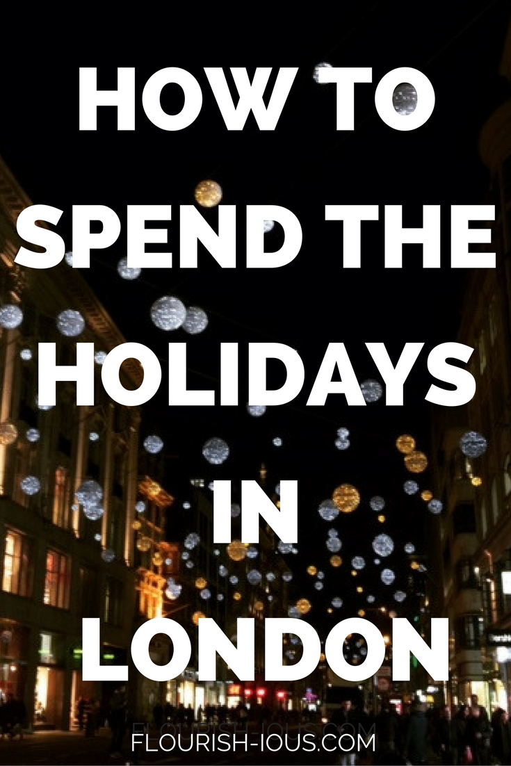 Planning on visiting London this winter? Make sure to check out some of these locations for true London holiday exeprience.