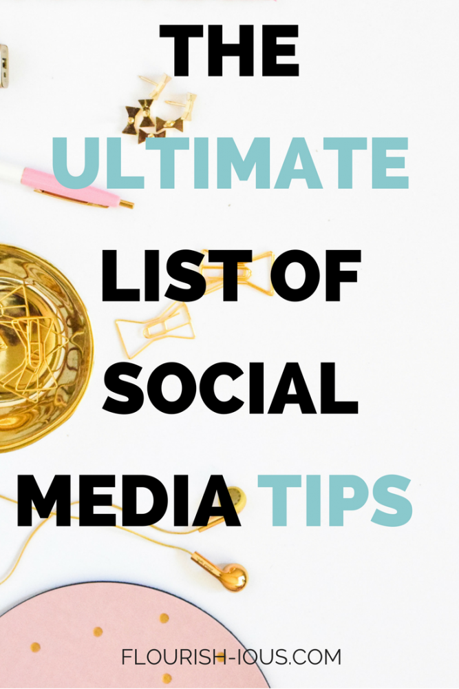 Not seeing much traffic from your blog posts? Here is the social media strategy and list of tips to help you manage, plan and curate your social media and blog content.