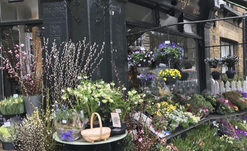 A Walk in Dulwich Village