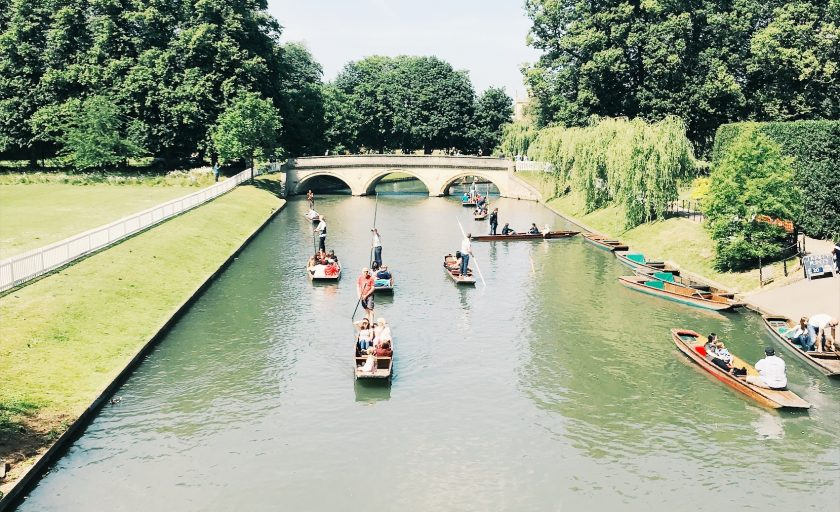 15 Things You Must Do on A Day Out In Cambridge