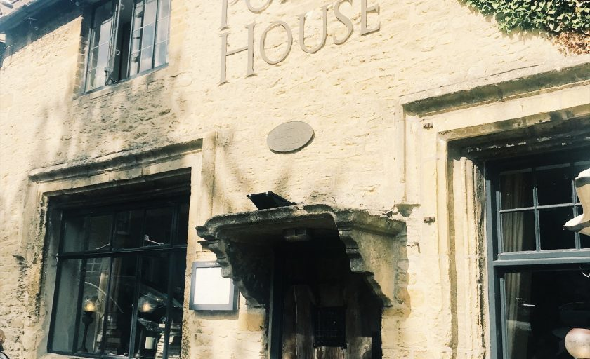 Our Visit to The Porch House, Stow On The Wold, England's Oldest Inn!